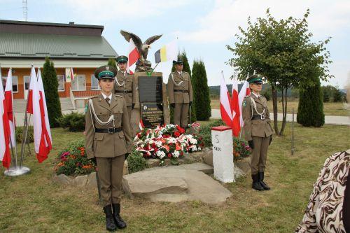 77.rocznica śmierci porucznika Świętochowskiego