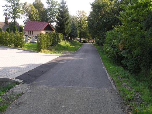 Remonty dróg w Gminie Dukla